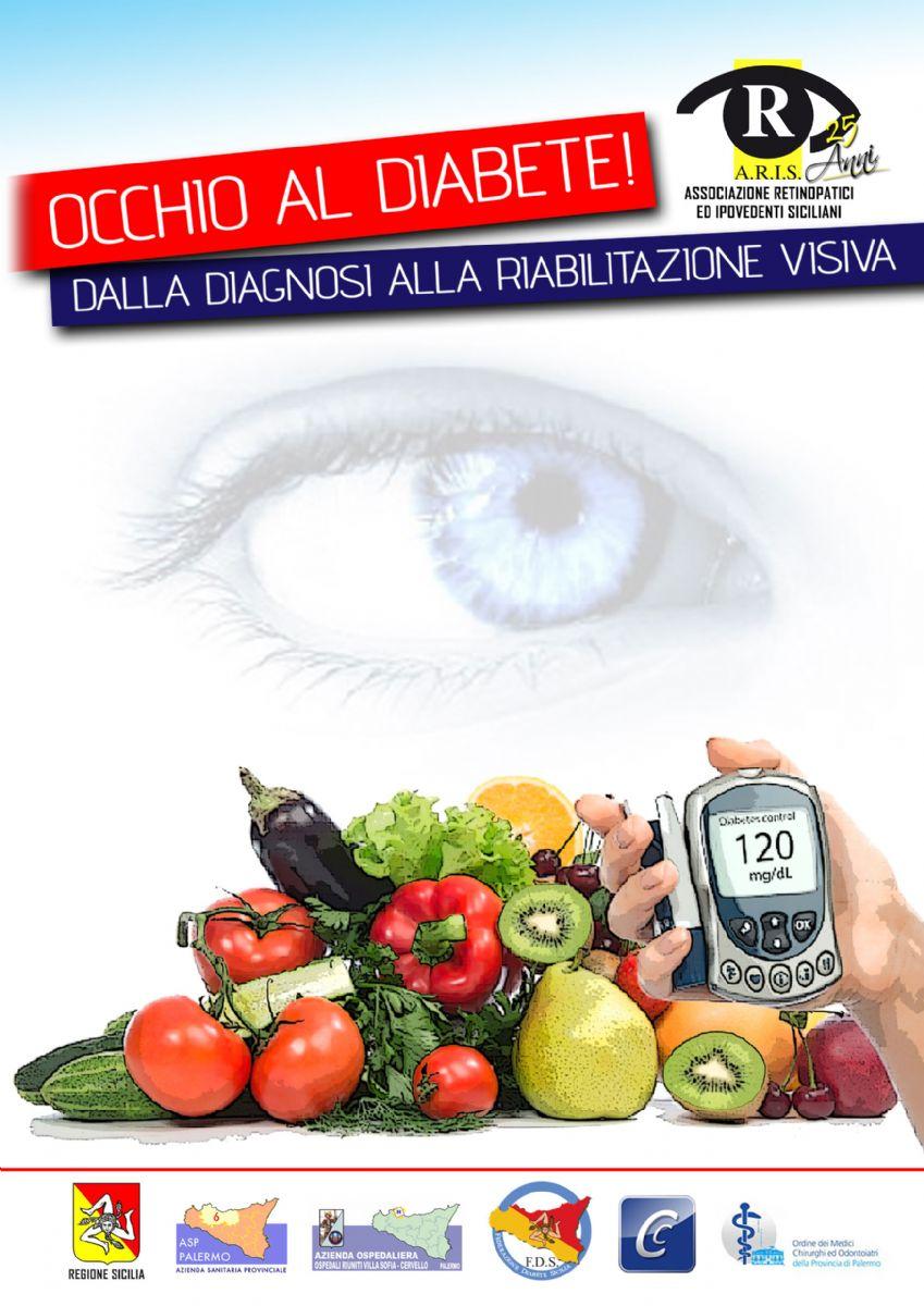 Occhio al diabete! Dalla diagnosi alla riabilitazione visiva