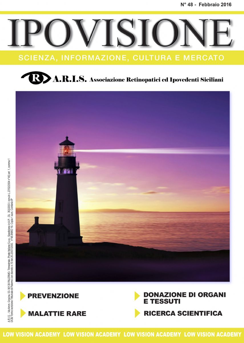 """""""Ipovisione: Scienza, Informazione, Cultura e Mercato"""" n° 48 - Febbraio 2016"""